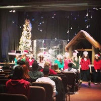 Photo taken at Grace Center by Kristen M. on 12/15/2013