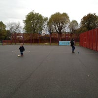Photo taken at South Norwood Recreation Ground by Christine M. on 10/28/2012