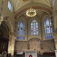 Photo taken at Saint Andrew's Cathedral by Christine M. on 11/8/2015