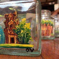 Photo taken at Sombai Cambodian Liqueur Workshop & Shop by Ponleu C. on 4/4/2016