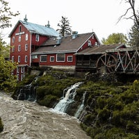 Photo taken at Historic Clifton Mill by Hannah K. on 11/9/2017