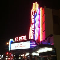 Photo taken at El Real Tex-Mex Cafe by Joshua R. on 12/31/2012