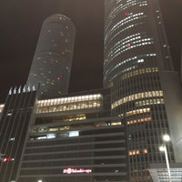 Photo taken at JR Central Towers by katsura s. on 9/28/2017