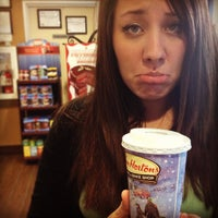 Photo taken at Tim Hortons by Kayla W. on 12/16/2012