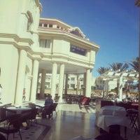 Foto scattata a Old Lobby at Rixos Sharm El Sheikh da Андрей Б. il 2/19/2013