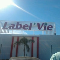 Photo taken at Label'Vie by Khaoula E. on 10/21/2012