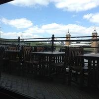Photo taken at Old Thameside Inn by Dmitri D. on 4/6/2013