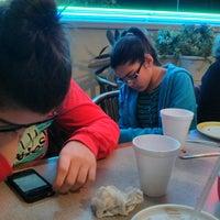 Photo taken at John's Pizza Cafe, Ltd. by Jay C. on 1/13/2014