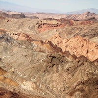 Photo taken at Valley of Fire State Park by Brian W. on 9/10/2016