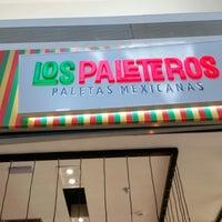 Photo taken at Los Paleteros by Fábio B. on 7/1/2014