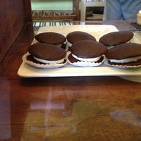 Photo taken at Two Fat Cats Bakery by Debbie S. on 6/2/2013