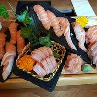 Photo taken at Yami Sushi House by Jan S. on 7/8/2016