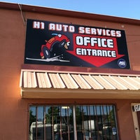 Photo taken at H1 Auto Services by Marco O. on 5/25/2013