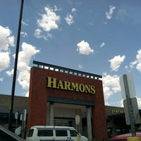 Photo taken at Harmons Grocery by Marco O. on 7/2/2013