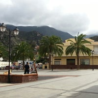 Photo taken at Vallehermoso by Birger B. on 1/28/2014