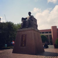 Photo taken at 國立華僑實驗高級中學 National Overseas Chinese Experimental Senior High School by Sugiharto G. on 10/17/2015