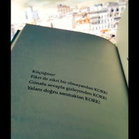 Photo taken at trafo by Murat Ş. on 6/5/2016