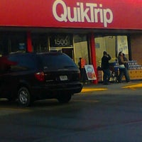 Photo taken at QuikTrip by Shelly F. on 11/17/2012