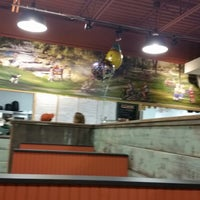 Photo taken at Out & Out Custard & Sandwiches by Nathan H. on 10/25/2014