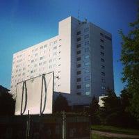 Photo taken at Orbis Hotel by Wojtek W. on 6/16/2013