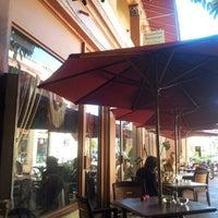 Photo taken at Cafe Margaux Restaurant by Fabio V. on 10/31/2012