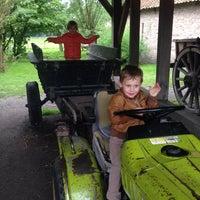 Photo taken at Kinderboerderij De 7 Torentjes by Bieke S. on 5/7/2017