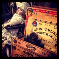 Photo taken at Obscura Antiques and Oddities by Talia F. on 12/13/2012