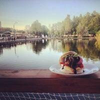 Photo taken at Lake cafe by Greg C. on 5/17/2013