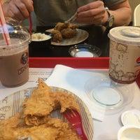 Photo taken at KFC by Tímea on 4/14/2016