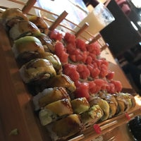 Photo taken at Wakame by Agustin P. on 10/22/2017