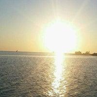Photo taken at Kerkennah island by Nawel K. on 10/20/2016