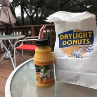 Photo taken at Daylight Donuts by Yazmin G. on 1/18/2017