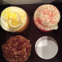 Photo taken at The Cupcakery by Robert G. on 1/18/2015