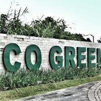 Photo taken at Eco Green Park by Matthew S. on 7/9/2013