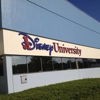 Photo taken at Disney University by Mike R. on 6/14/2013