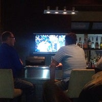 Photo taken at YYC Lounge by Mike R. on 9/6/2013