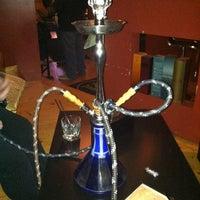 Photo taken at Karma Hookah and Cigar Lounge by Julia K. on 12/1/2012