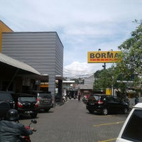 Photo taken at Borma Supermarket by Herry H. on 8/19/2017