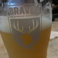Photo taken at Braven Brewing Company by Nick F. on 9/27/2018