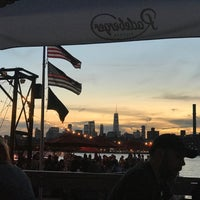Photo taken at Brooklyn Barge by Nick F. on 10/22/2017