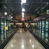 Photo taken at Market District Supermarket by Buzz on 11/4/2012