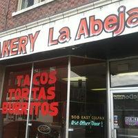Photo taken at La Abeja by Buzz on 7/9/2013