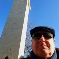 Photo taken at Kulla e Shahatit (Clock Tower of Tirana) by Peter M. on 1/1/2017
