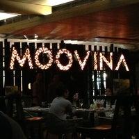 Foto tirada no(a) Moovina - Dolce & Mezzanine por puput k. em 1/19/2013