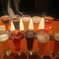 Photo taken at Los Gatos Brewing Co. by Steve C. on 12/23/2012