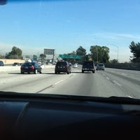 Photo taken at CA-91 Freeway by Alicia G. on 12/21/2012