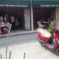Photo taken at Tohum Karaköy by Simge S. on 6/21/2014