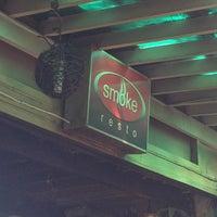 Photo taken at Smoke Resto by April A. on 2/11/2013