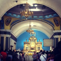 Photo taken at Minor Basilica of Our Lady of the Most Holy Rosary of Manaoag by April A. on 11/3/2012
