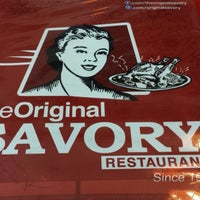 Photo taken at The Original Savory by April A. on 12/15/2013